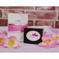 Fair n Pink Brightening Black Soap / Sabun Pencerah dan Pemutih