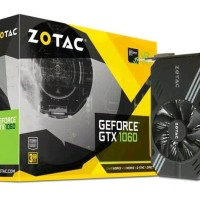 VGA Card Zotac Geforce GTX1060 3 GB DDR5 192 bit PCI E