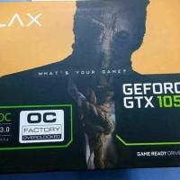 VGA Card GALAX Geforce GTX1050 Ti OC 4 GB GDDR5 Single Fan PCI E