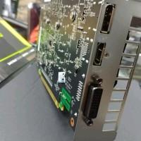 VGA Card GALAX Geforce GTX1050 OC 2 GB DDR5 Single Fan PCI E