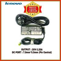Adaptor Charger Lenovo ThinkPad X230 X220 X220i X201 X200 20V-3.25A