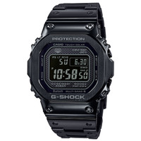 Casio G-Shock Square Black IP Full Steel GMW-B5000GD-1