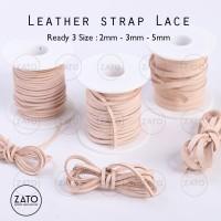 Leather strap Lace - Leather tools - Perlengkapan handmade kulit