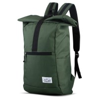 Tas Ransel Laptop Gulung Rolltop Backpack Rucksack - Atva Groove Olive
