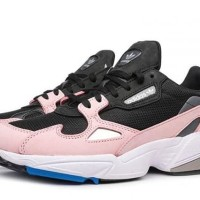 Adidas Falcon Kylie Jenner Core Black Light Pink