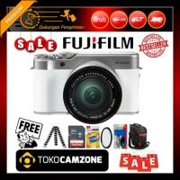 Fujifilm X-A10 / XA10 Kit 16-50mm f/3.5-5.6 OIS II - Paket Super Hemat