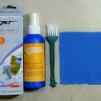 Cairan Spray Pembersih Layar Komputer,Tv,Laptop LCD Screen Cleaner Kit