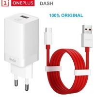 OnePlus Charger DC0504B1GB 4A + Type-C DASH Cable Original