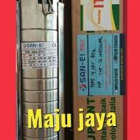 Pompa air satelit 12kipas Stanleis 1 Hp ss SAN EI Subme Promo Gede