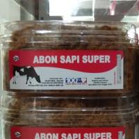 Abon Sapi Super Asli Rasa Original