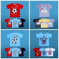 GROSIR Kaos Baby Victory Boy Label SNI Atasan Baju Anak Laki Murah