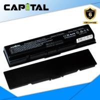 CAPITAL Baterai Laptop Toshiba M200 A200 L300 PA3534U PA3534U-1BRS