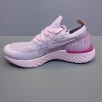 Nike Epic React Pink Premium Original/Nike Terbaru/Sepatu Wanita
