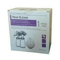 Breast pump electric pompa asi elektrik Real bubee