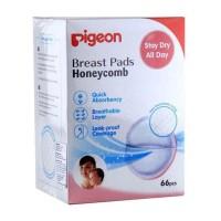 Pigeon Breast Pad Pads Honeycomb 66 pcs