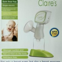 """Electric Breast Pump """"Claire's GBP -A20"""