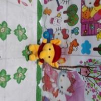 Boneka Gajah Mungil Kecil Bermotif Berkualitas SNI