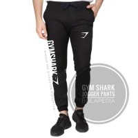 Celana Jogger PANJANG GYM SHARK / celana training olahraga fitness