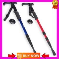 Trekking pole KABUDA model tanduk - tracking pole - tongkat hiking -