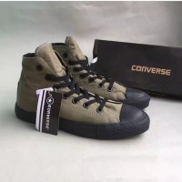 Converse Allstar X Undefeated Hight Black Army