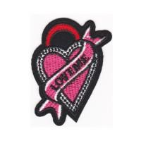 Patch/patches love me patch iron/patch bordir/aplikasi bordir/emblem