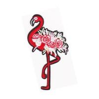 PATCHES BORDIR flaminggo IRON PATCH NO CUSTOM EMBLEM BORDIR JAKET