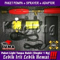 door smeer cuci motor pakek light tanpa selang puma series