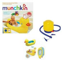 Munchkin Duck Baby Bath Tub Kolam Bak Mandi Bebek anak bayi