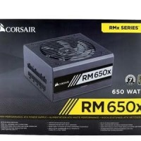 PSU Corsair 650RMX - 650 Watt 80 PLUS Full Modular PSU