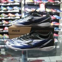 Sepatu Sepak Bola Futsal Sapatu Futsall Putsal Mitre Flare In Black