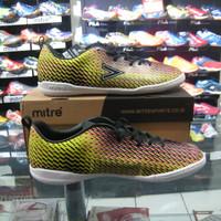 Sepatu Sepak Bola Futsal Sapatu Putsal Mitre Motion Green in Alloy Ori