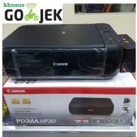 printer canon MP 287 dengan infus ready