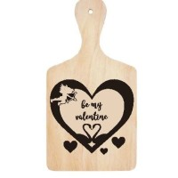 Stiker Talenan Be My Valentine Kado Sticker Dekorasi Dinding Wall Deco