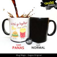 Original - Kado Ulang Tahun Unik | Mug Bunglon Magic - Friendship2
