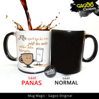 Mug Bunglon Magic - Kado Custom Ulang Tahun Sahabat | Friendship3