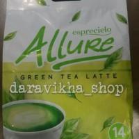 Esprecielo Allure Green Tea Latte 336g