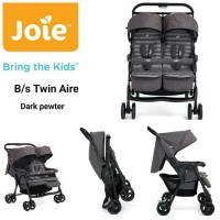 Stroler Joie Twin Aire/Stroller Bayi Kembar/Kereta Dorong Duo Murah