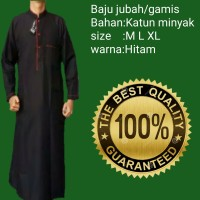 Baju gamis baju jubah baju habaib baju muslim pria dewasa