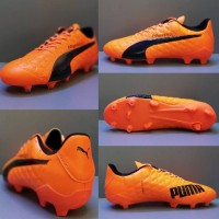 Sepatu bola Puma evospeed sl sol componen import