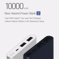 POWERBANK XIAOMI 10.000/10.000 MI PRO 2i FAST CHARGING 2 USB PORT