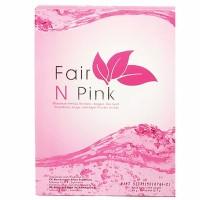 Fair n Pink Drink/Minuman Pencerah