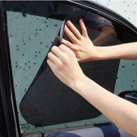 Stiker Sun Shade Pelindung Kaca Jendela Mobil Sinar UV Protect - TTWO