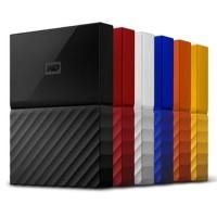 WD Harddisk HDD External 2TB 3.0
