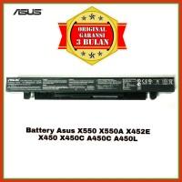 Baterai Original Laptop Asus X550 X550V X550VB X550VW X550VX A41-X550A