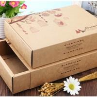 KOTAK KUE, BOX SOUVENIR, GIFT BOX MODEL VINTAGE, GIFT SET BOX IMLEK