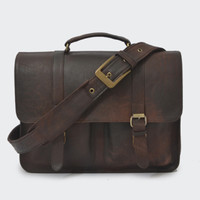Tas kulit pria casual-TS059