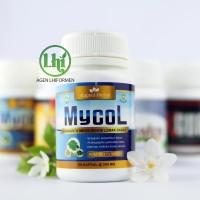 MYCOL Obat Herbal Penurun Kolesterol Tinggi Original Asli Resmi BPOM