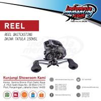 Reel Baitcasting Daiwa Tatula 150 HSL