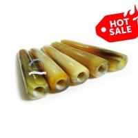 Pipa Rokok Tanduk Bule Pipe Cigarette Cangklong Tulang Tanduk