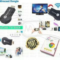 Anycast Dongle Receiver Wifi Display HDMI
